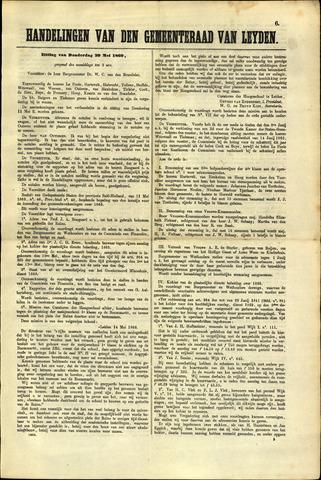 Handelingen van de Raad 1869-05-20