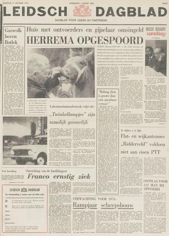Leidsch Dagblad 1975-10-21