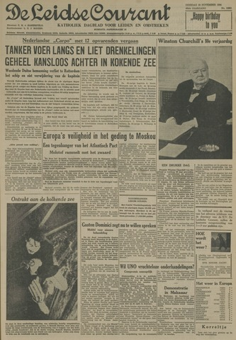 Leidse Courant 1954-11-30