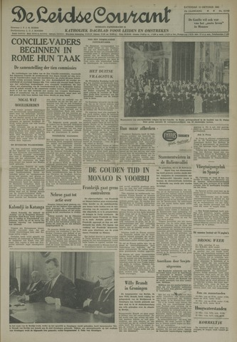 Leidse Courant 1962-10-13