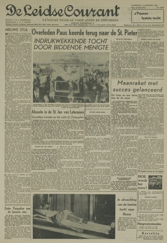 Leidse Courant 1958-10-11
