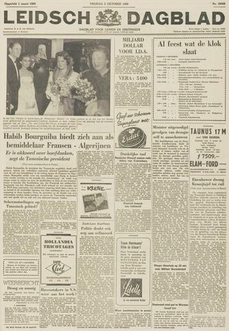 Leidsch Dagblad 1959-10-02