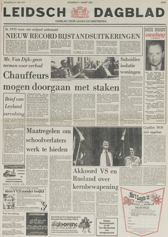 Leidsch Dagblad 1977-05-21