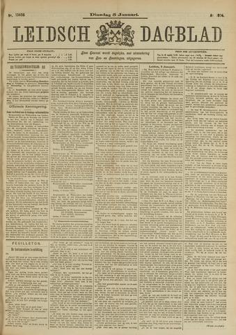 Leidsch Dagblad 1904-01-05