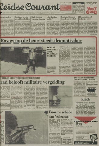 Leidse Courant 1987-10-20