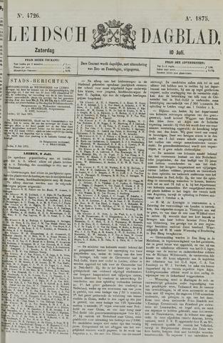 Leidsch Dagblad 1875-07-10