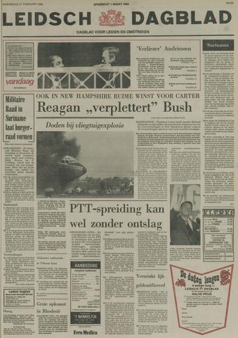 Leidsch Dagblad 1980-02-27
