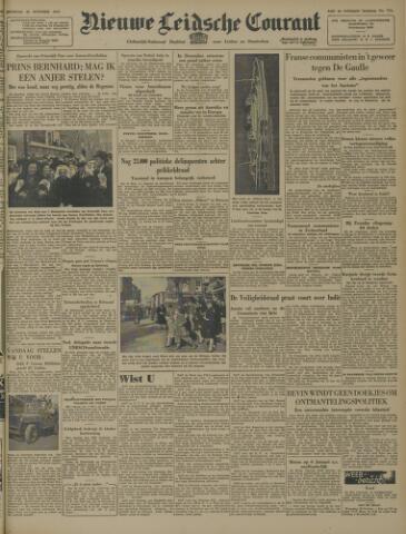 Nieuwe Leidsche Courant 1947-10-28