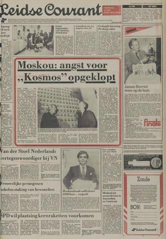 Leidse Courant 1983-01-22