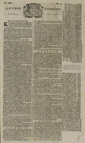 Leydse Courant 1807-05-06