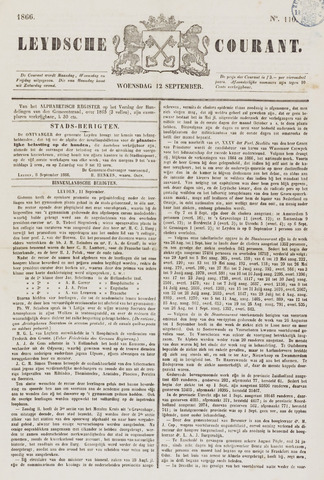 Leydse Courant 1866-09-12