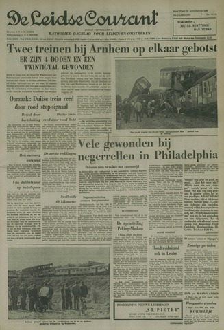 Leidse Courant 1964-08-31