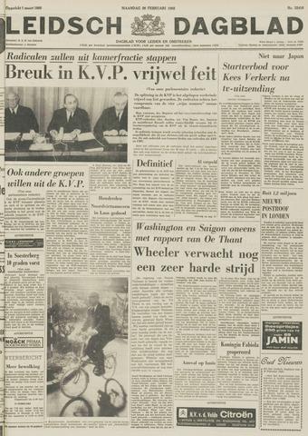 Leidsch Dagblad 1968-02-26