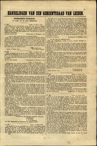 Handelingen van de Raad 1875-03-12