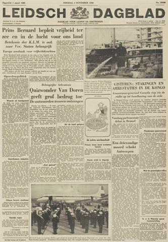 Leidsch Dagblad 1959-11-03