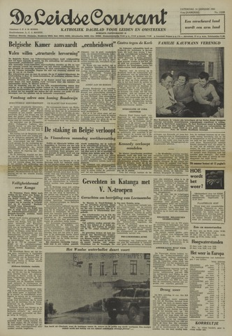 Leidse Courant 1961-01-14