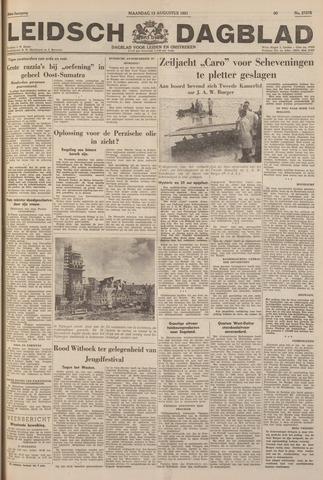 Leidsch Dagblad 1951-08-13