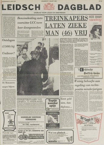 Leidsch Dagblad 1977-06-08