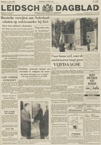 Leidsch Dagblad 1961-05-15