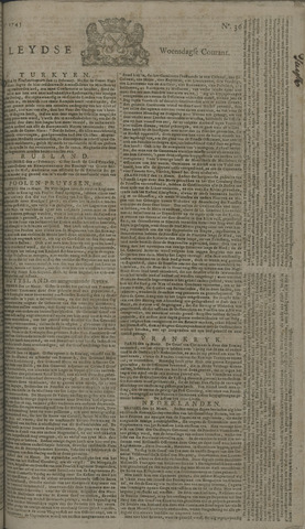 Leydse Courant 1745-03-24