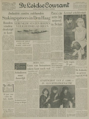 Leidse Courant 1966-02-01