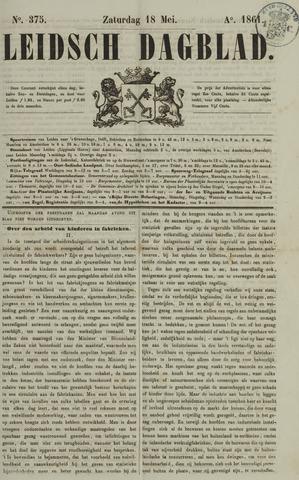 Leidsch Dagblad 1861-05-18