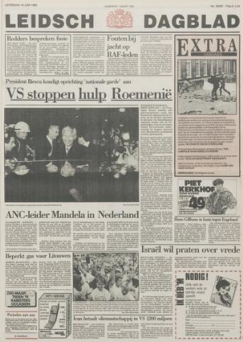 Leidsch Dagblad 1990-06-16