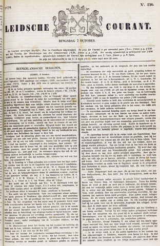 Leydse Courant 1879-10-07