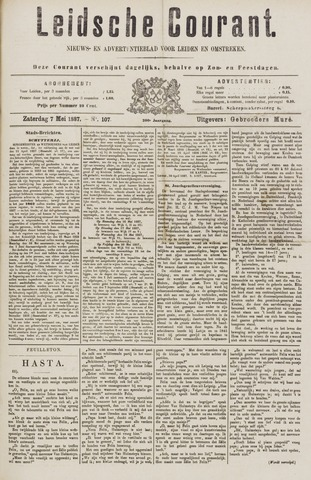 Leydse Courant 1887-05-07