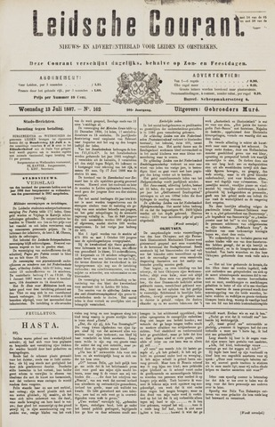 Leydse Courant 1887-07-13