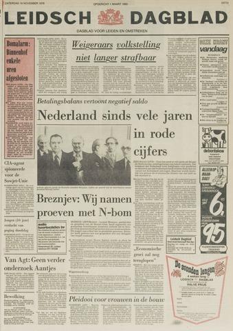 Leidsch Dagblad 1978-11-18