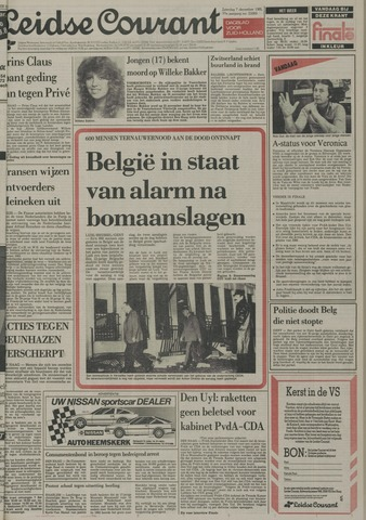 Leidse Courant 1985-12-07