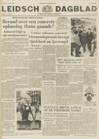 Leidsch Dagblad 1961-12-29