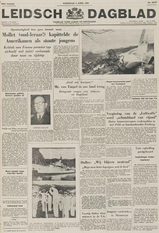 Leidsch Dagblad 1956-04-04
