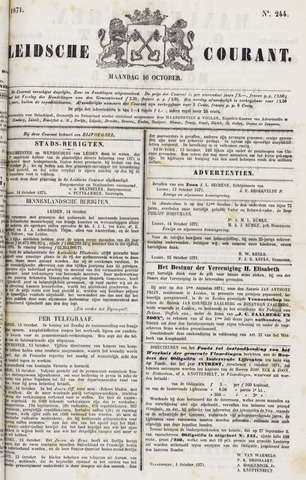 Leydse Courant 1871-10-16