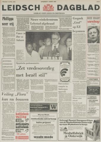 Leidsch Dagblad 1978-04-14