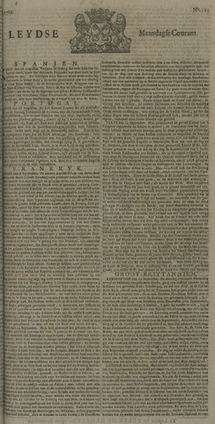 Leydse Courant 1722-09-21