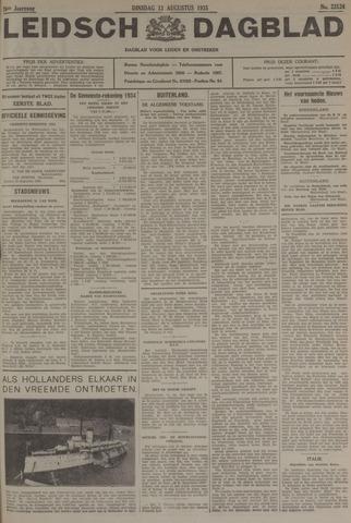 Leidsch Dagblad 1935-08-13
