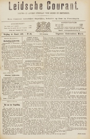 Leydse Courant 1889-03-15