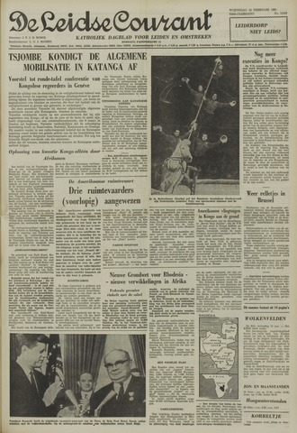 Leidse Courant 1961-02-22