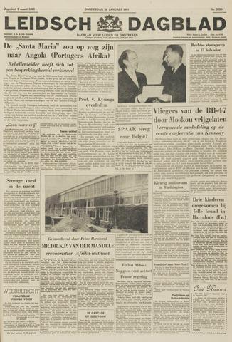 Leidsch Dagblad 1961-01-26