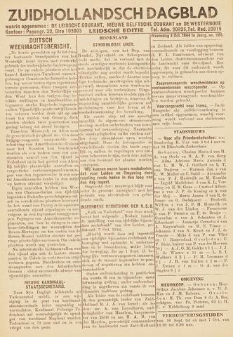Zuidhollandsch Dagblad 1944-10-04