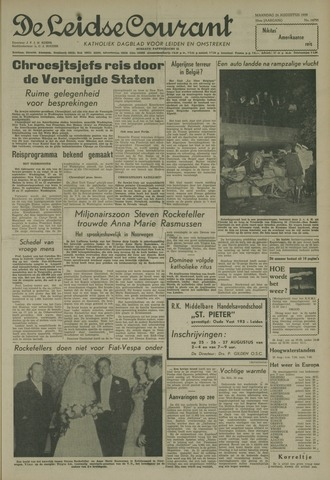 Leidse Courant 1959-08-24