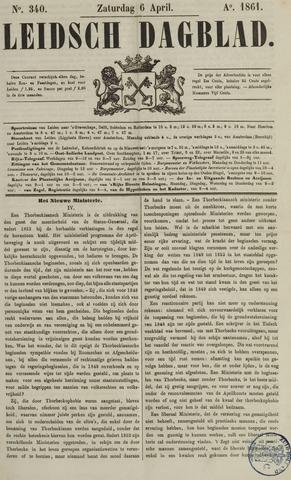 Leidsch Dagblad 1861-04-06