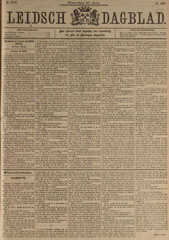 Leidsch Dagblad 1897-07-26
