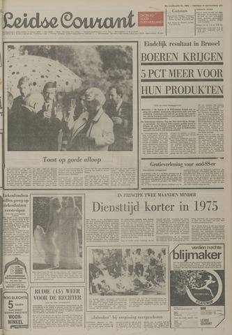 Leidse Courant 1974-09-20