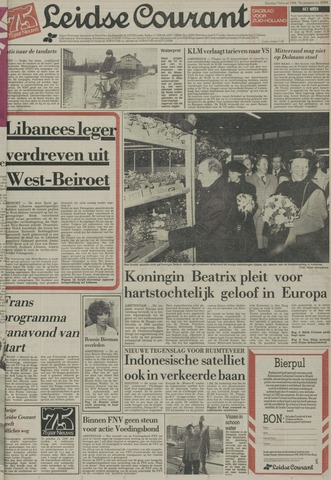 Leidse Courant 1984-02-07