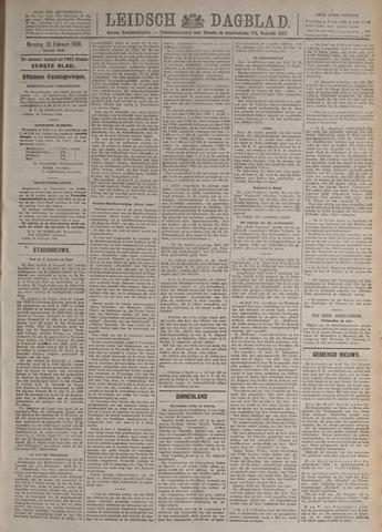 Leidsch Dagblad 1920-02-23