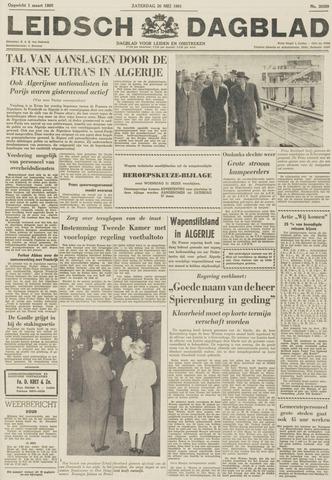 Leidsch Dagblad 1961-05-20