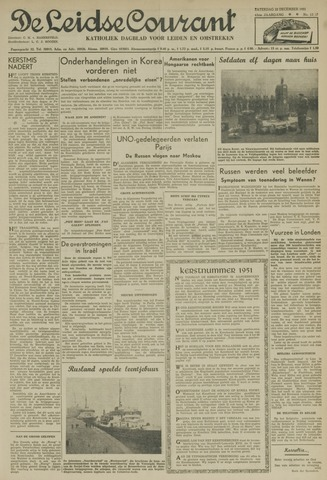 Leidse Courant 1951-12-22